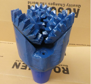 Milled Steel Teeth Tricone Bits 15inch IADC127