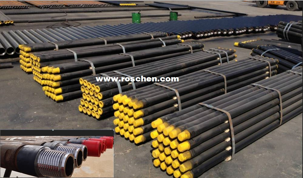 75mm MWD Drill Pipe in coal mine tunnels drilling