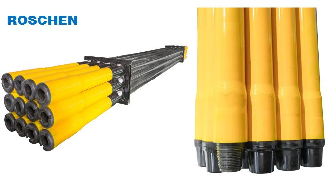 HDD drill rods 5 1/2inch